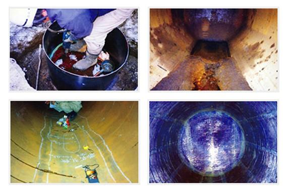 地下タンクFRPライニング